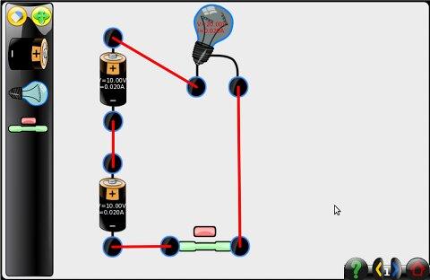 А что будет, если последовательно соединить две батарейки?